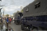 Situasi di Kota Jayapura pada Jumat lumpuh, anak sekolah libur