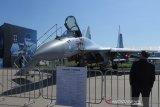 Mahfud dan Prabowo rembuk pengadaan pesawat tempur Sukhoi Su-35
