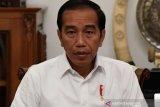 Presiden Joko Widodo sampaikan Selamat Tahun Baru 1441 H