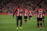 Bilbao rasakan puncak klasemen Liga Spanyol usai bekap Sociedad