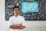 CEO Ruangguru undur diri sebagai Staf Khusus Presiden, ini alasannya