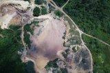 Brazil sita 70 ribu ton mangan ilegal yang akan dikirim ke China