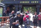 Jumlah pendaki Gunung Lawu meningkat saat malam