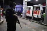 Polda Lampung turunkan 100 personel amankan objek vital