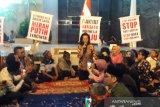 Sejumlah tokoh Yogyakarta menggelar aksi damai serukan persatuan bangsa