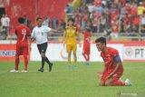 Semen Padang ditundukkan Barito Putra 2-3 di GOR Agus Salim