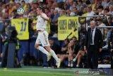 Wah, Bale bantu Madrid imbangi Villarreal 2-2 tapi dikartu merah