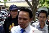 Mak Susi, korlap aksi Asrama Mahasiswa Papua, diperiksa