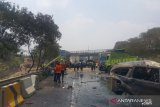 Polisi : Delapan orang meninggal dalam kecelakaan beruntun tol Cipularang