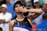 Elina Svitolina jadi wanita Ukraina pertama ke semifinal US Open