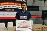 Hendra Setiawan cs diguyur bonus ratusan juta usai Kejuaraan Dunia