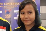 Harapan Novida bertemu pemain idolanya Sun Yingsha