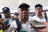 Papua terkini - Fasilitas umum yang rusak saat unjuk rasa rusuh segera diperbaiki