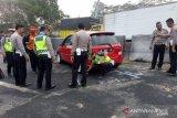 Dites urine sopir dump truk terlibat kecelakaan beruntun Cipularang
