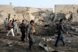 Ibu Kota Afghanistan, Kabul diguncang ledakan kuat