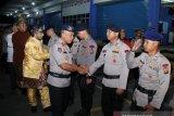 Polda Sumsel kembali kirim personal Brimob ke Papua