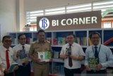 BI Corner UKIT Ciptakan Mahasiswa Berwawasan di Sulut