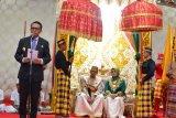 Gubernur Sulsel saksikan penobatan Karaeng Turikale VIII