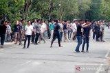Mahasiswa dua fakultas tawuran, kampus USU mencekam