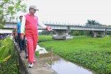 Pemprov Fokus Normalisasi Aliran Sungai Selor dan Buaya