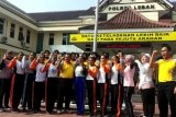 Siswa asal Papua di SMA 1 Rangkasbitung gelar deklarasi Cinta Papua