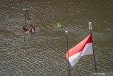 Ganjar-Khofifah bersama atasi pencemaran di Sungai Bengawan Solo