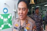 Polisi mengamankan mantan Ketua BEM Universitas Cenderawasih