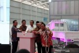Peresmian pabrik Esemka Boyolali oleh Presiden Jokowi