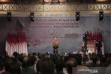 Jokowi: bangun keluarga penuh kasih sayang bagian dari jaga NKRI