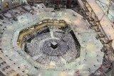 Terminal Haji Jeddah sepi disaat musim Haji dalam 40 tahun terakhir