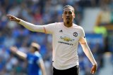 Chris Smalling betah dengan AS Roma