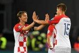 Kroasia dan Wales menang di Grup E kualifikasi Piala Eropa