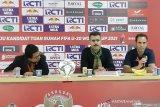 Pelatih Timnas U-19 Iran puji penampilan Beckham-Supriyadi