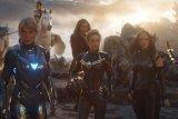 Kelanjutan kisah 'Captain Marvel 2' diundur hingga 2022