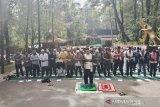 TWA Tangkuban Parahu tutup, pedagang keluhkan penjualan anjlok