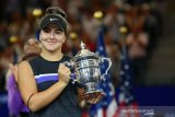Bianca Andreescu, dari peringkat 208 hingga juara Grand Slam US Open