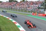 GP F1 Italia di Monza berlangsung tanpa penonton