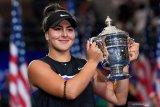 Petenis Bianca Andreescu mundur dari turnamen WTA Finals karena cedera lutut