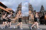 Diduga serangan jatung, pelari asal Jepang meninggal saat lomba maraton di Bali