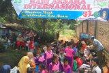 Peringatan Hari Aksara di Lampung Timur