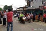 Dua orang luka parah hingga kepala bocor akibat bentrok dua kelompok di Medan