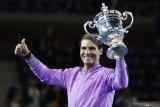 Usai kalahkan Medvedev, Nadal juarai US Open keempat