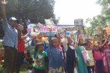 Asa pegiat literasi Lampung Timur di Hari Aksara