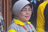 Dinkes Palembang kembali  bagikan masker hindari asap Karhutla