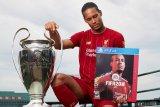 Virgil van Dijk bertekad jadi legenda Liverpool