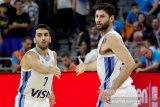 Argentina hentikan langkah Serbia bermodalkan keyakinan dan keberanian