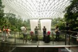 Singapura mengizinkan pelancong transit di Bandara Changi mulai 2 Juni