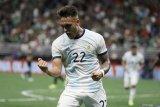 Argentina pecundangi Meksiko 4-0