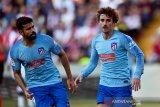Diego Costa buka suara atas kepergian Griezmann