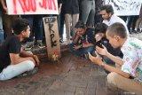 Agus Rahardjo berharap presiden tidak menyetujui pembahasan revisi UU KPK
